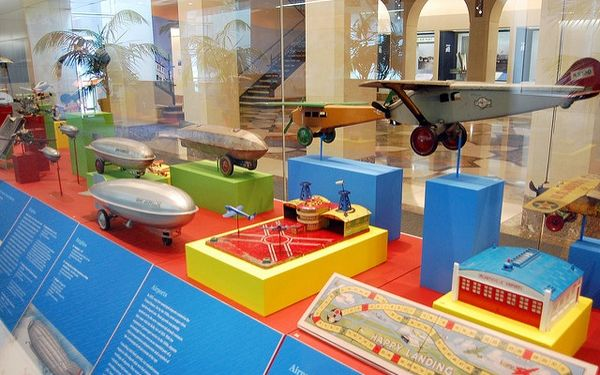 Out & About: Transportation Museums