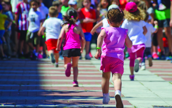 Out & About: Kid-Friendly Road Races