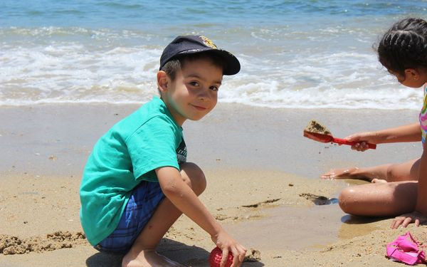 Out & About: Family-Friendly Bay Area Beaches
