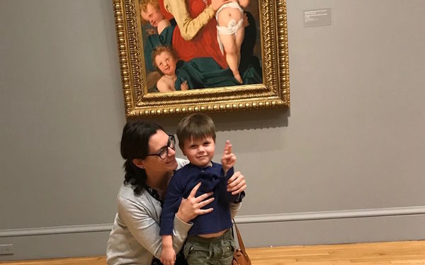 Mom Docent: A Beginner's Guide to the de Young and Legion of Honor, on Free Days and Beyond