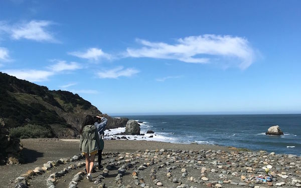 Mom Recs: Lands End Labyrinth Hike